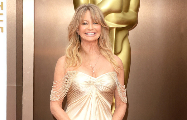 Goldie Hawn Bra Size and Body Measurements