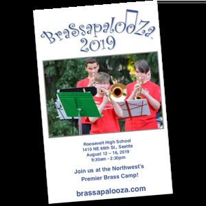Brassapalooza Brochure / Application Download