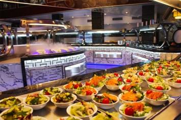 Brasserie Wok Royal Neuchâtel Buffet