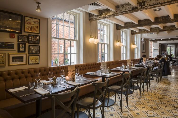 French Restaurant In Beaconsfield Brasserie Blanc Open