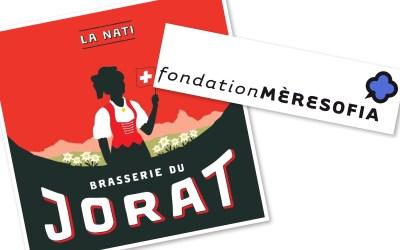 Nous soutenons la Fondation Mère Sofia