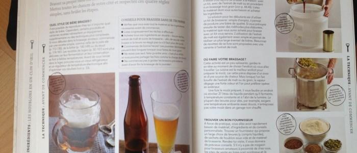Extrait du chapitre la technique du livre Faire sa Bière Maison