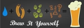 Banière série d'articles tutoriel création de recette de bière - Brew it Yourself