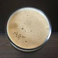 Mousse onctueuse de bière brune - La Pâtissière 5.2% - Brasserie du Vallon