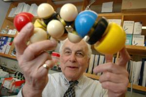 Pt-and-molecule