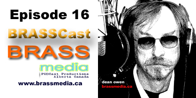 BRASScast Episode 16 - Some podcasting numbers