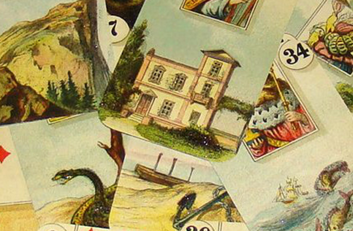 #lenormand #lenormandcards #playingcards #divination #fortunetelling,