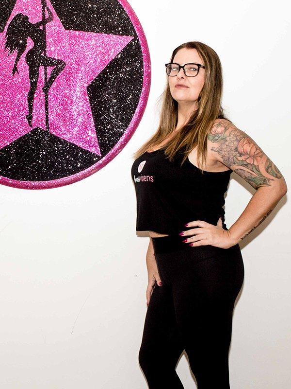 Brass Vixens Founder - Shannon Crane