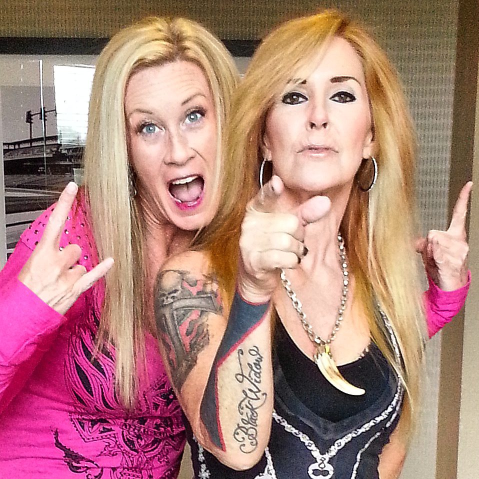 Stacey and Lita