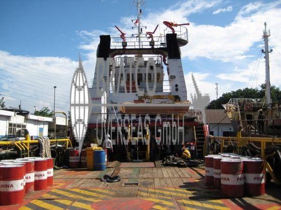 41.25m Bollard Pull Anchor Handling Utility Tug-4