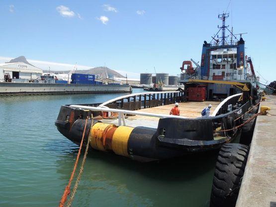 4500 HP and 55T Bollard Pull / Anchor Handling Tug / Supply