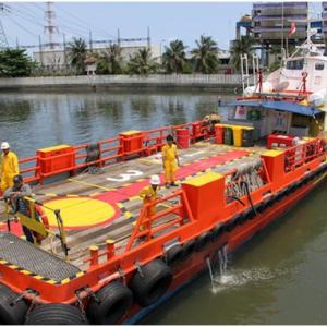 Supply Crew Boat 60 Passenger