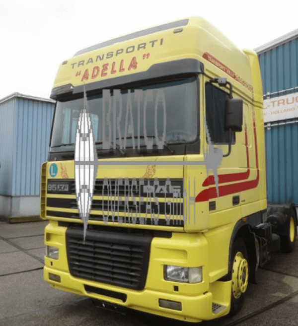 DAF FT 95-430XF SUPERSPACECAB LIMITED EDITION (ZF16 MANUAL