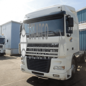 DAF FT XF 95-430 SPACEAB (MANUAL GEARBOX / AIRCONDITIONING / EURO 3)