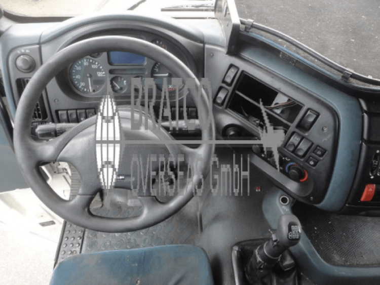 DAF FTXF 95-430 Spacecab (ZF16 Manual Gearbox / EURO 3