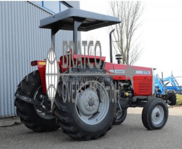 Massey Ferguson 375 tractor