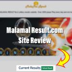 Malamal Result.com