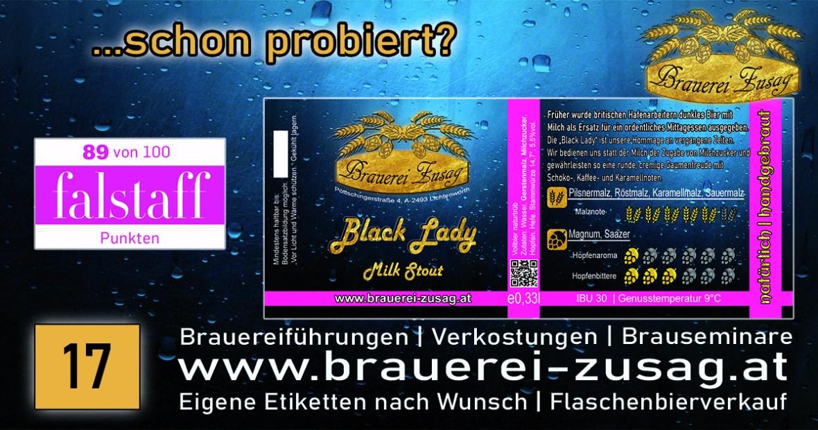 17_Black Lady