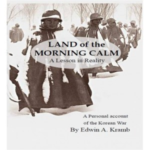 Land of the Morning Calm front cover-500x500