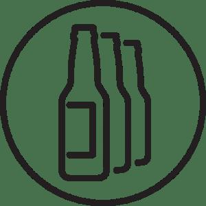 Button für Biere der Braumanufaktur Schmalkalden