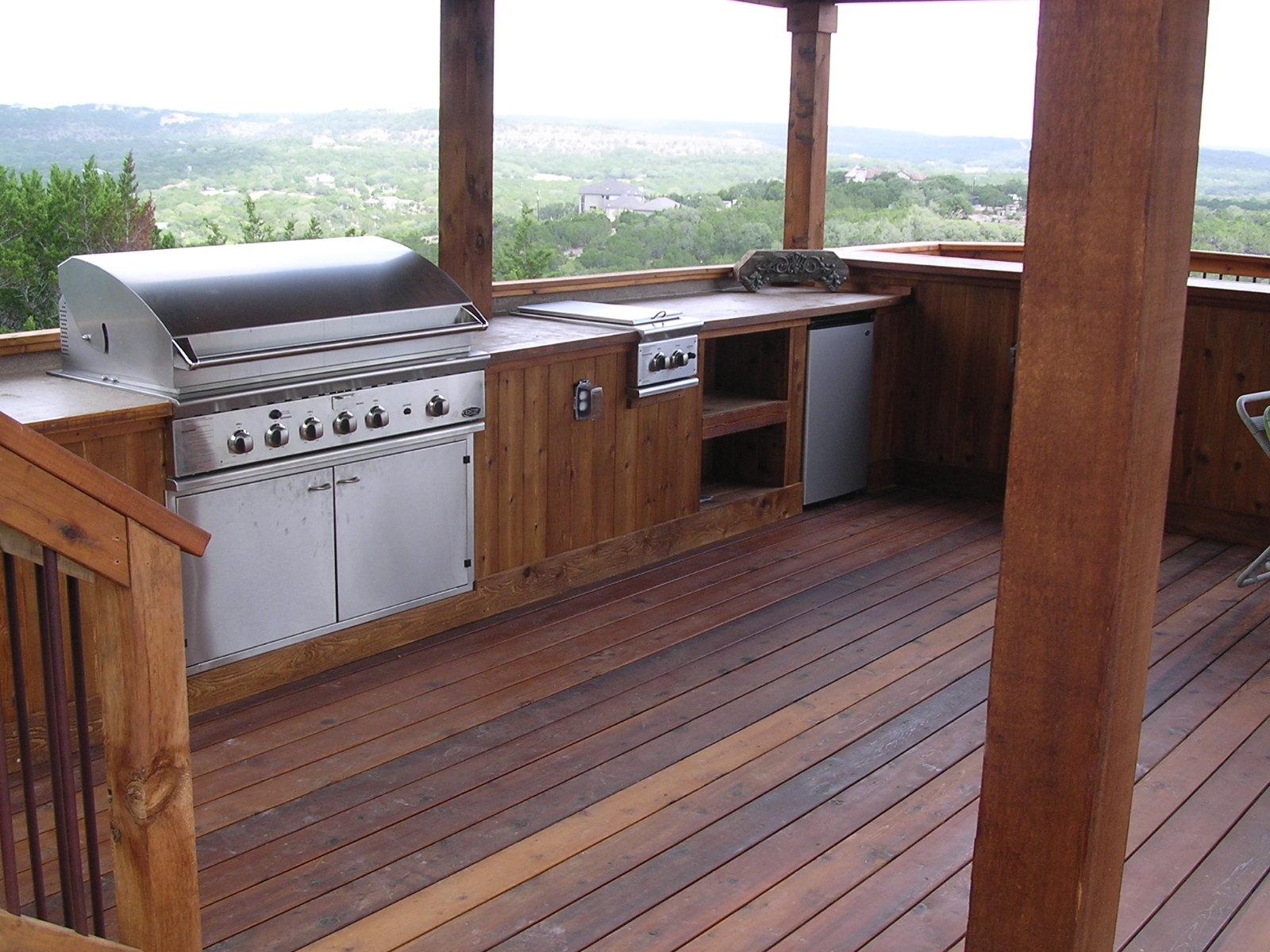 Outdoor Kitchens - Braundera.com on Patio Kitchen id=46660