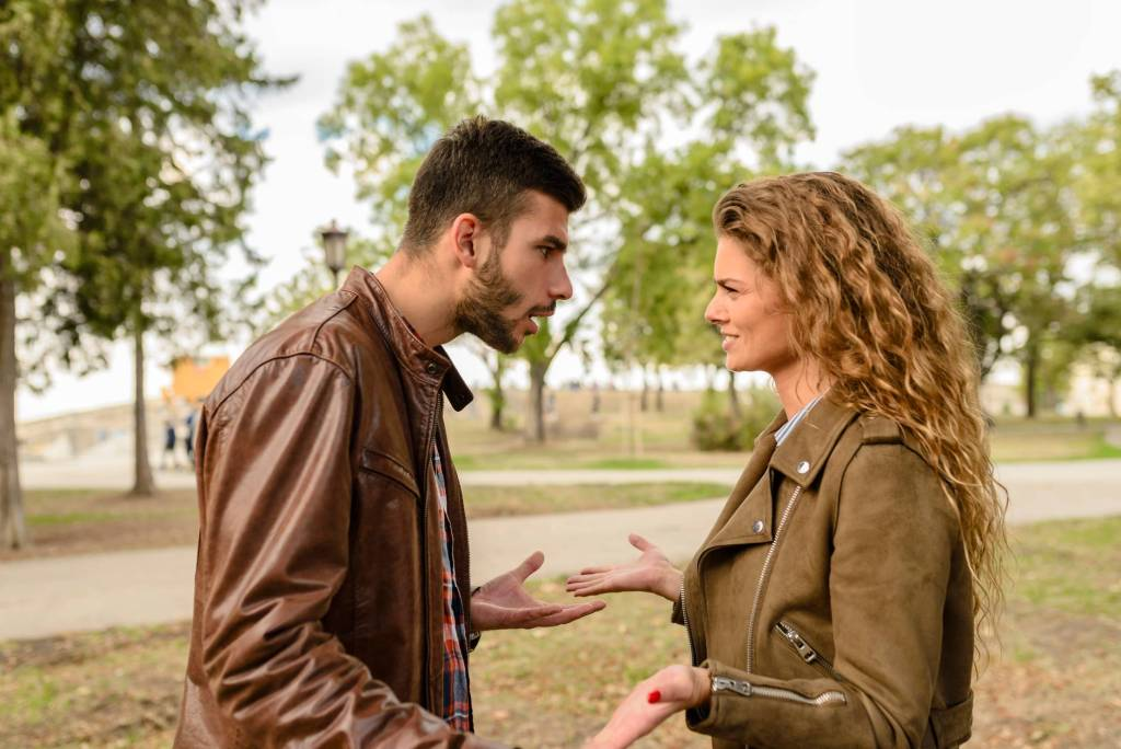 Investment Solutions - for Estate Planning  man and woman wearing brown leather jackets