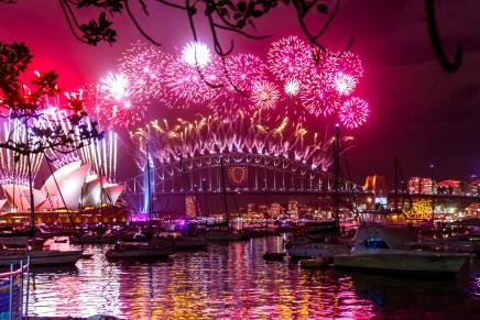 5…4..3..2..1…Feliz ano novo. Tudo sobre o réveillon na Austrália