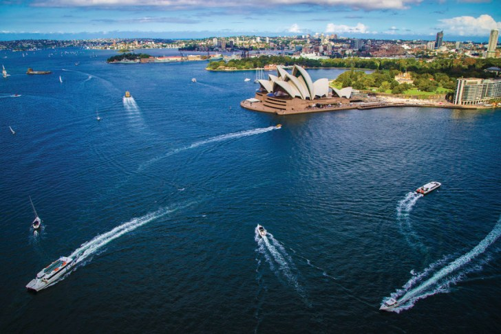 BridgeClimb, Sydney, NSW