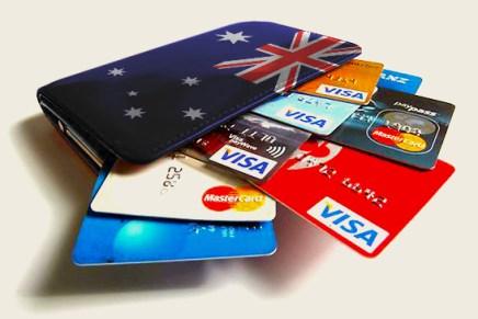Como utilizar cartões de crédito na Austrália     BRaustralia.com