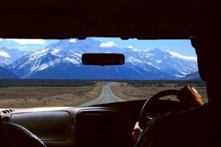 10 coisas que você precisa saber antes de alugar carro na Nova Zelândia