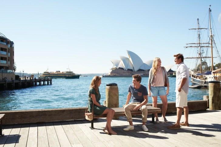 Atrações em Sysdney, NSW, Austrália