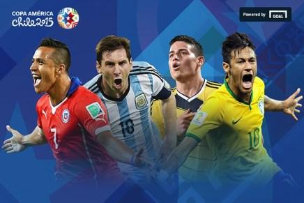 Como assistir Brasil x Peru, pela Copa América, mesmo estando na Austrália!