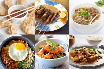 BOM, BONITO E BARATO: 10 Pratos da cozinha asiática que encontra em qualquer esquina da Austrália