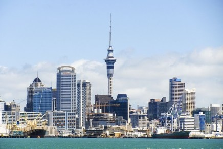 Passagens promocionais, de ida e volta, Austrália > Auckland, na Nova Zelândia, por a partir de A$ 196!