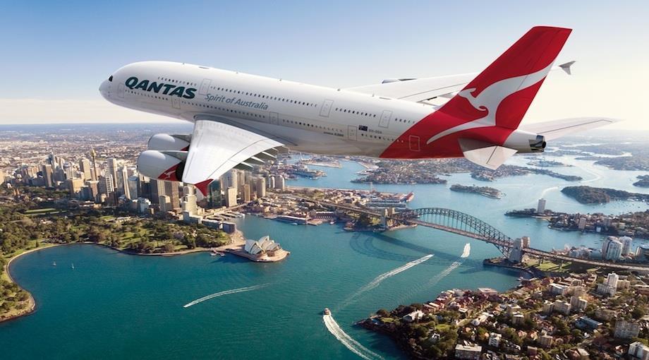 vôo Australia brasil