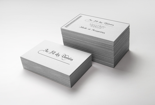 Branding  : Cartes de visites