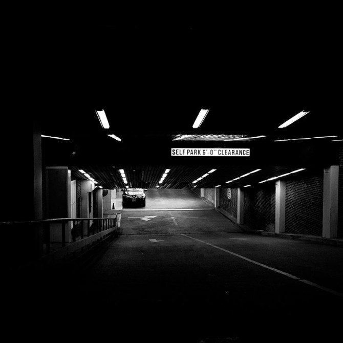 black-and-white-dark-car-219