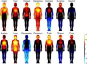 The color of your emotion: Read on the feeling map