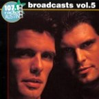 Broadcasts Vol. 5 107.1 KGSR/Radio Austin 1997 Do Something Different