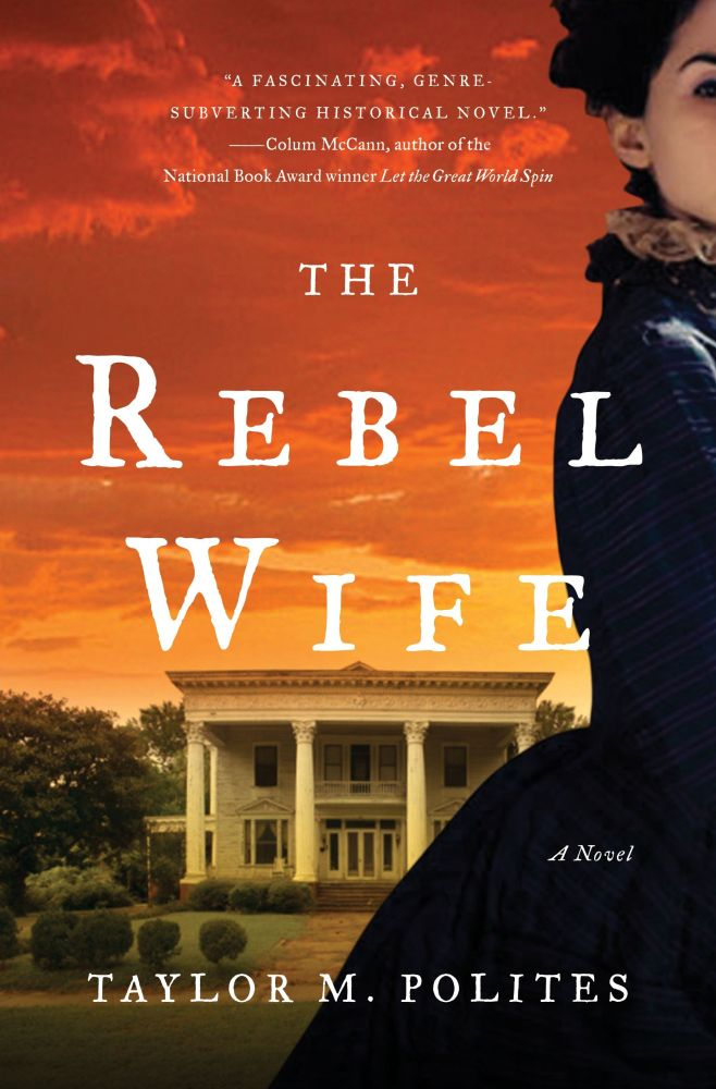 Book Review:  The Rebel Wife by Taylor M. Polites (1/3)