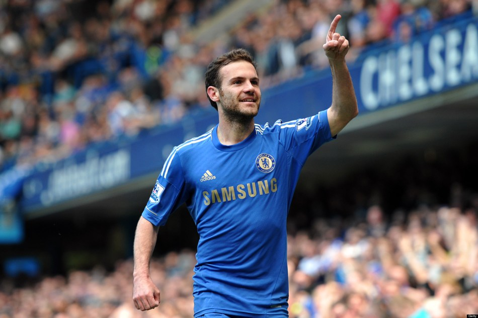 Image result for Juan Mata chelsea