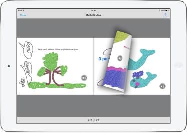 Previewing-a-Book-Creator-book-in-Showbie