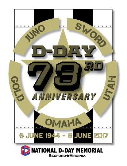 National D-Day Memorial_73rd Anniversary of D-Day