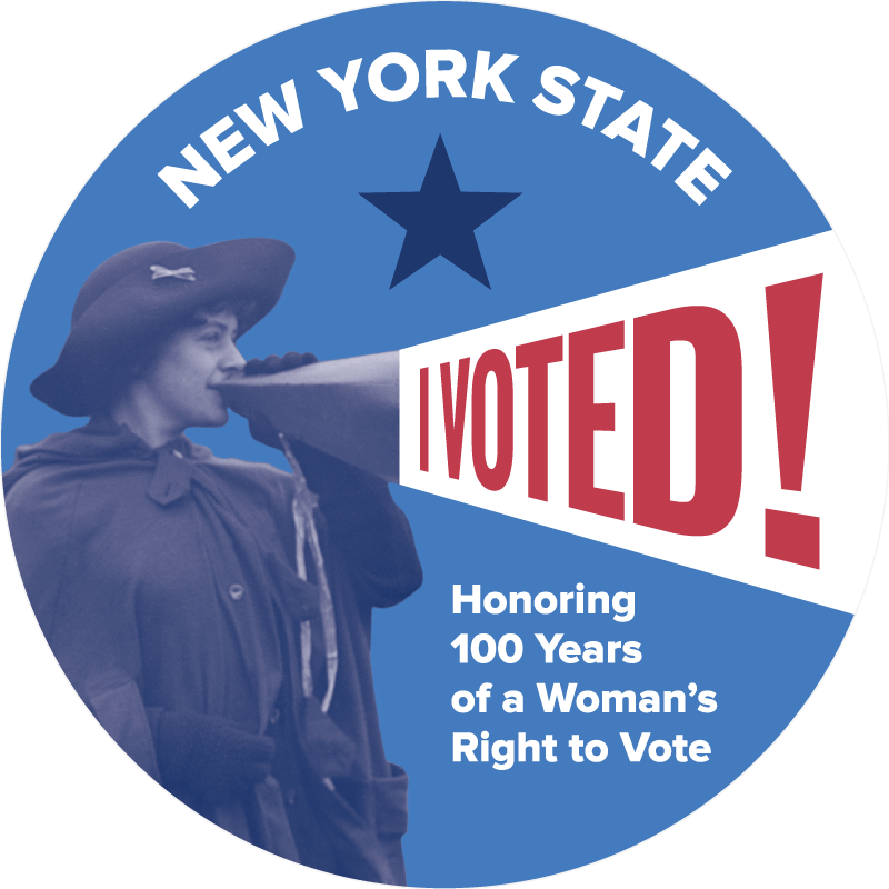 I VOTED_100th Anniversary_Voting_Women_NY