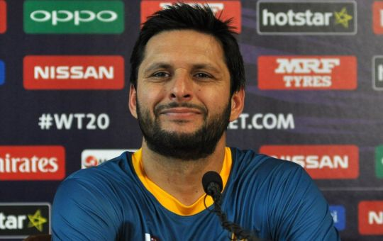 Shahid Afridi to play in Everest Premier League