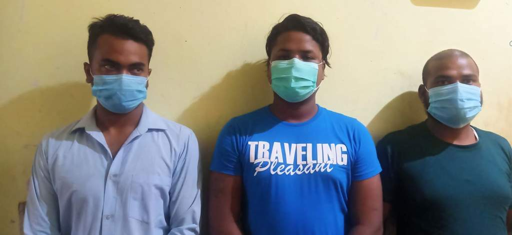 Murder case of a youth who came to Birgunj from Kathmandu to renew his license: Three accused arrested