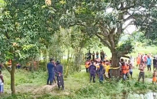Dhanusha Murder Site