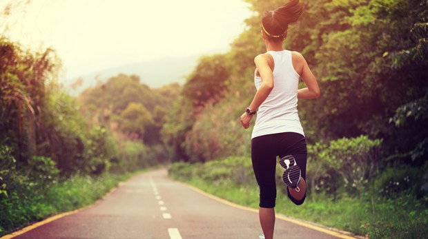 It's a marathon, not a sprint!  The challenge of personal change and growth.