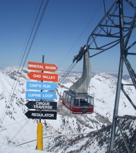Snowbird, Utah: A Practically Perfect Day
