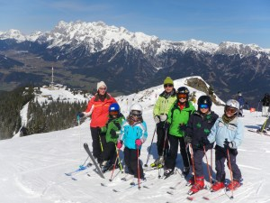 Why Our Family Loves To Ski at Hauser Kaibling, Austria